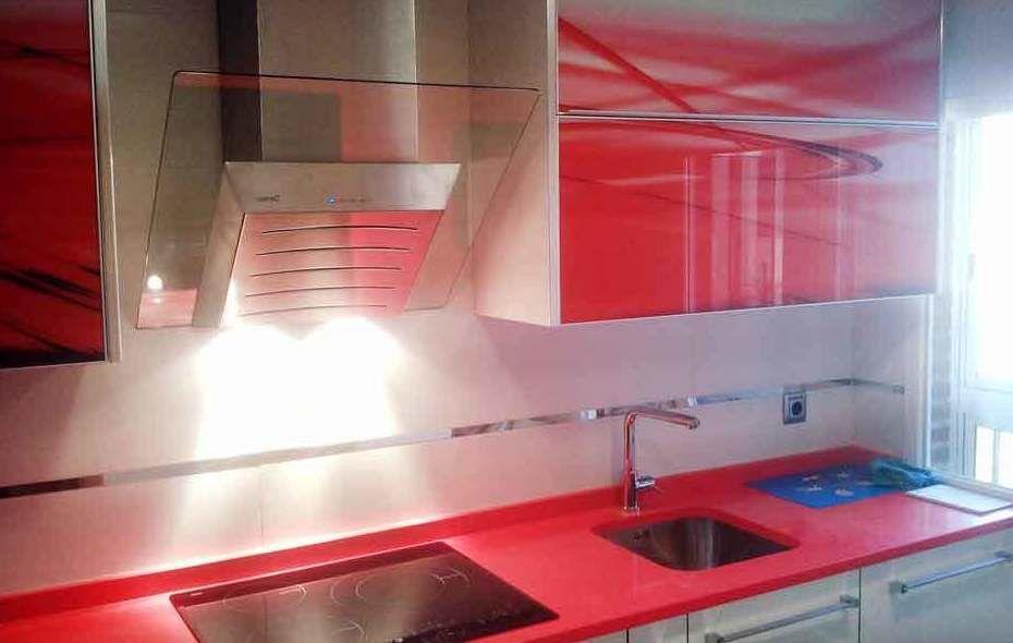 Tiendas Cocinas Madrid. Awesome Cocina De Caoba De Lujo Con Muebles ...