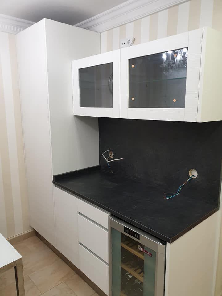 Zona auxiliar de cocina