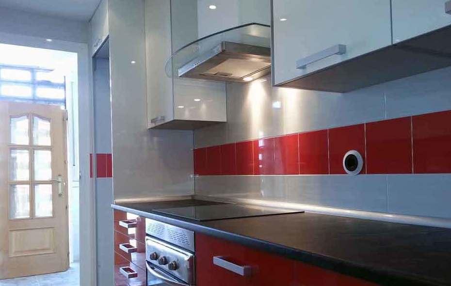 Proyectos de reforma de cocina en Madrid