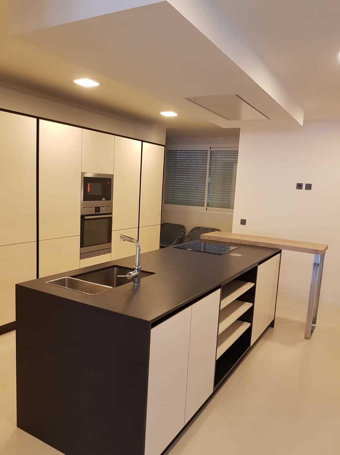 diseños modernos de cocinas en Madrid