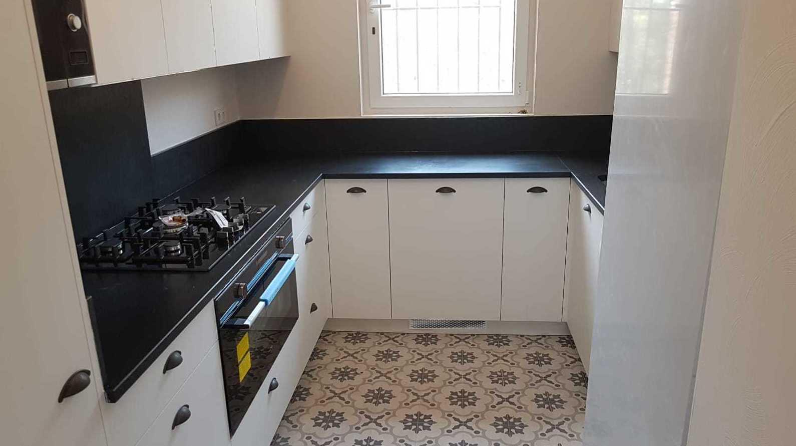 aprovechamiento del espacio en cocinas