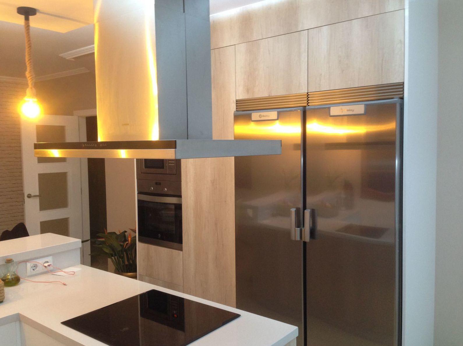 Cocinas Modernas Madrid.Foto 59 De Muebles De Cocina Y Bano En Cocinas Callejo