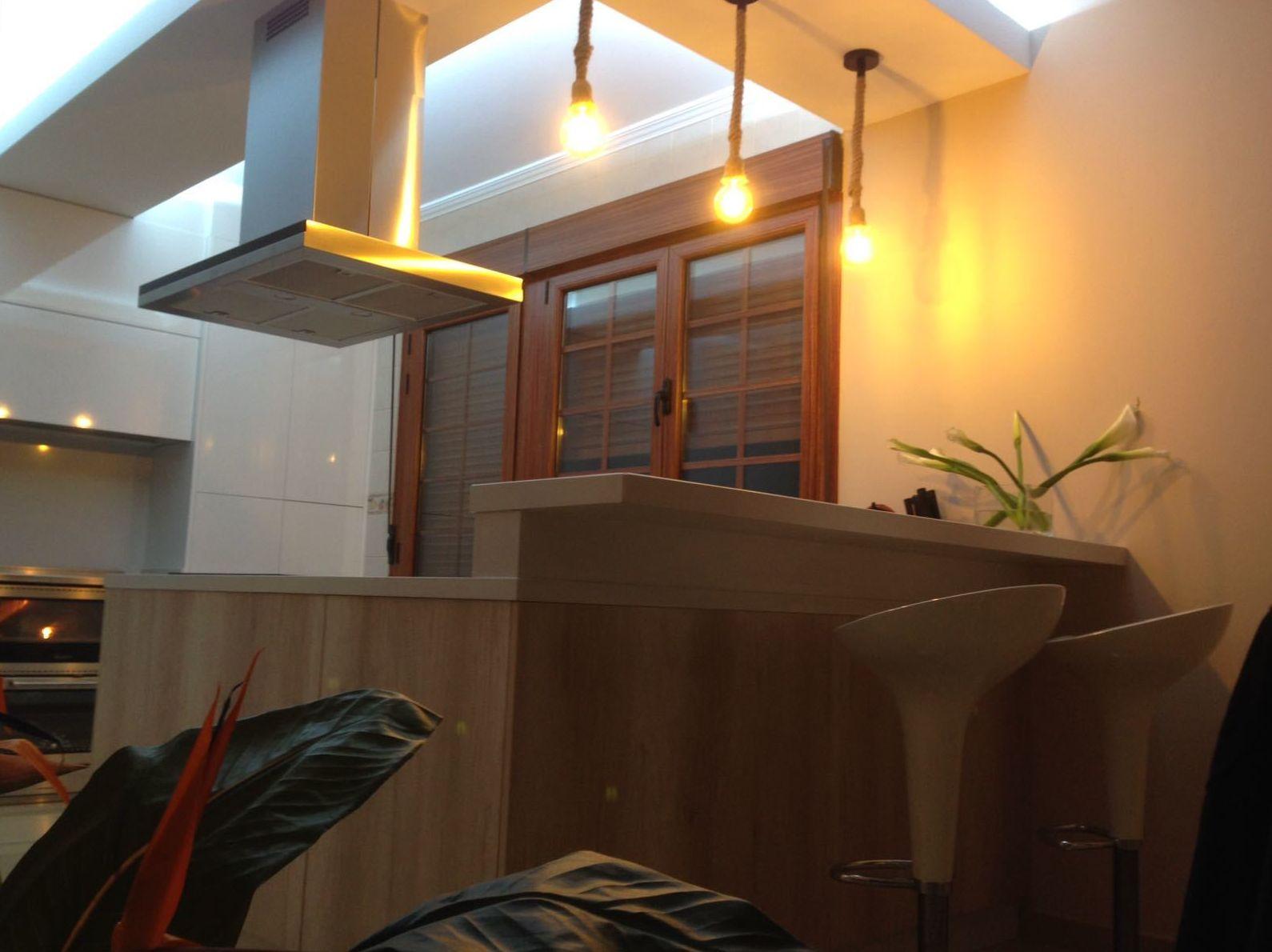Instalación de muebles de cocina en Madird