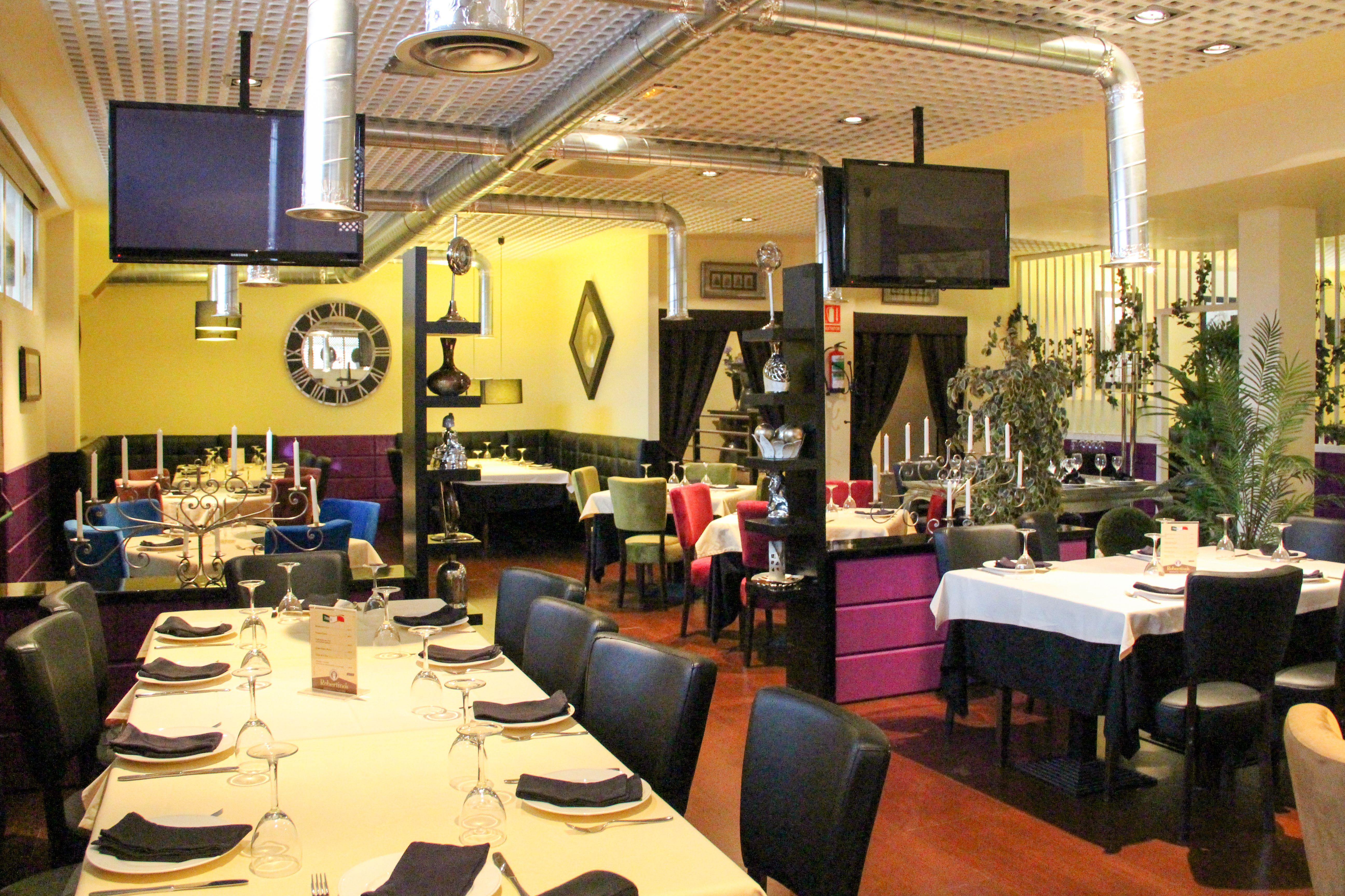 Foto 48 de Restaurante italiano en Collado Villalba | Restaurante ...