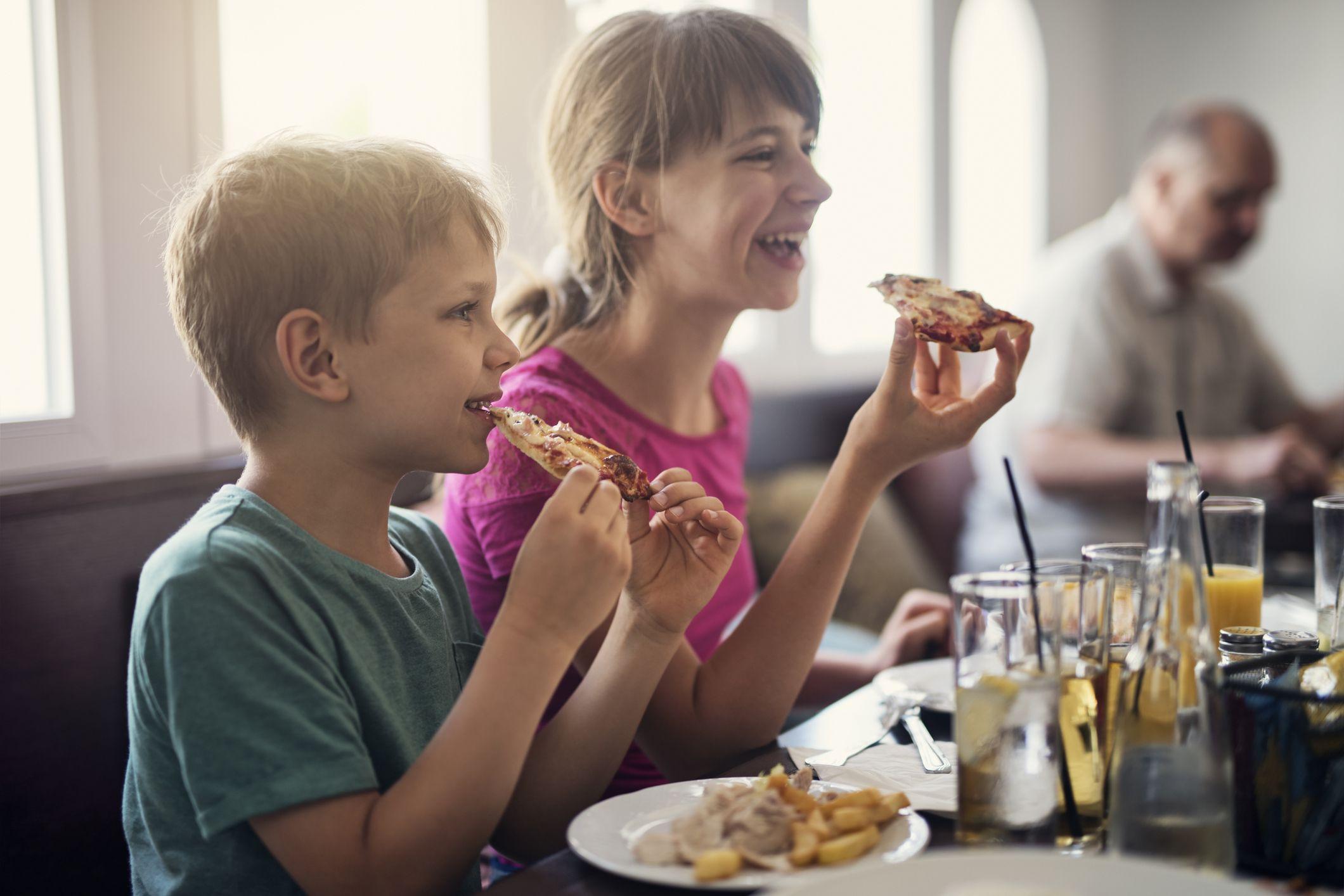 Menú para niños: Carta de Restaurante Robertinos