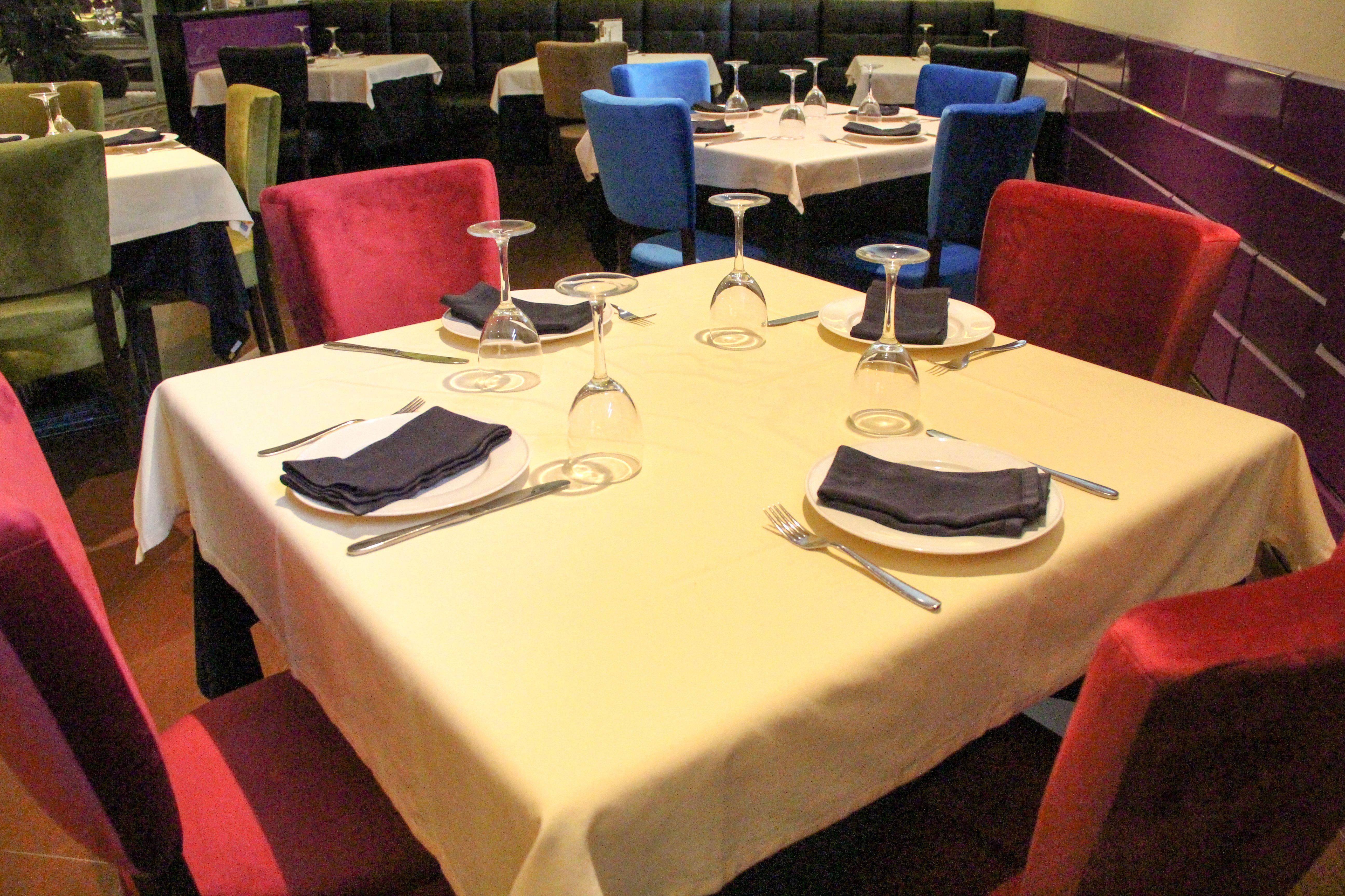 Mesa Restaurante Robertinos