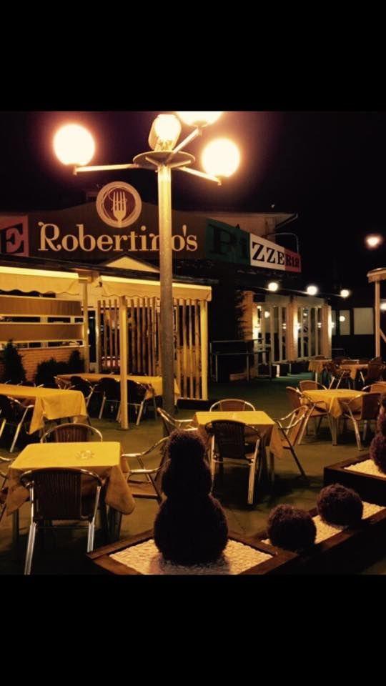 Auténtico restaurante italiano en Villalba