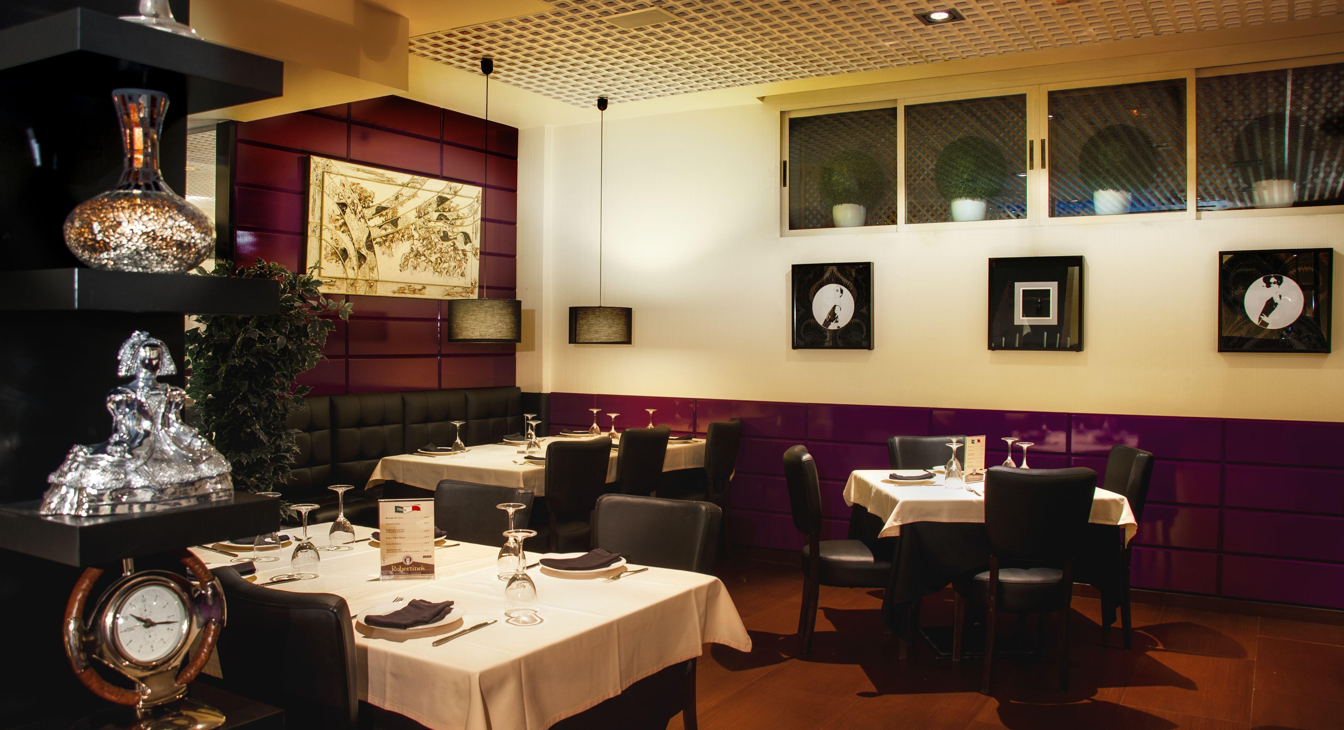 Foto 11 de Restaurante italiano en Collado Villalba | Restaurante Robertinos
