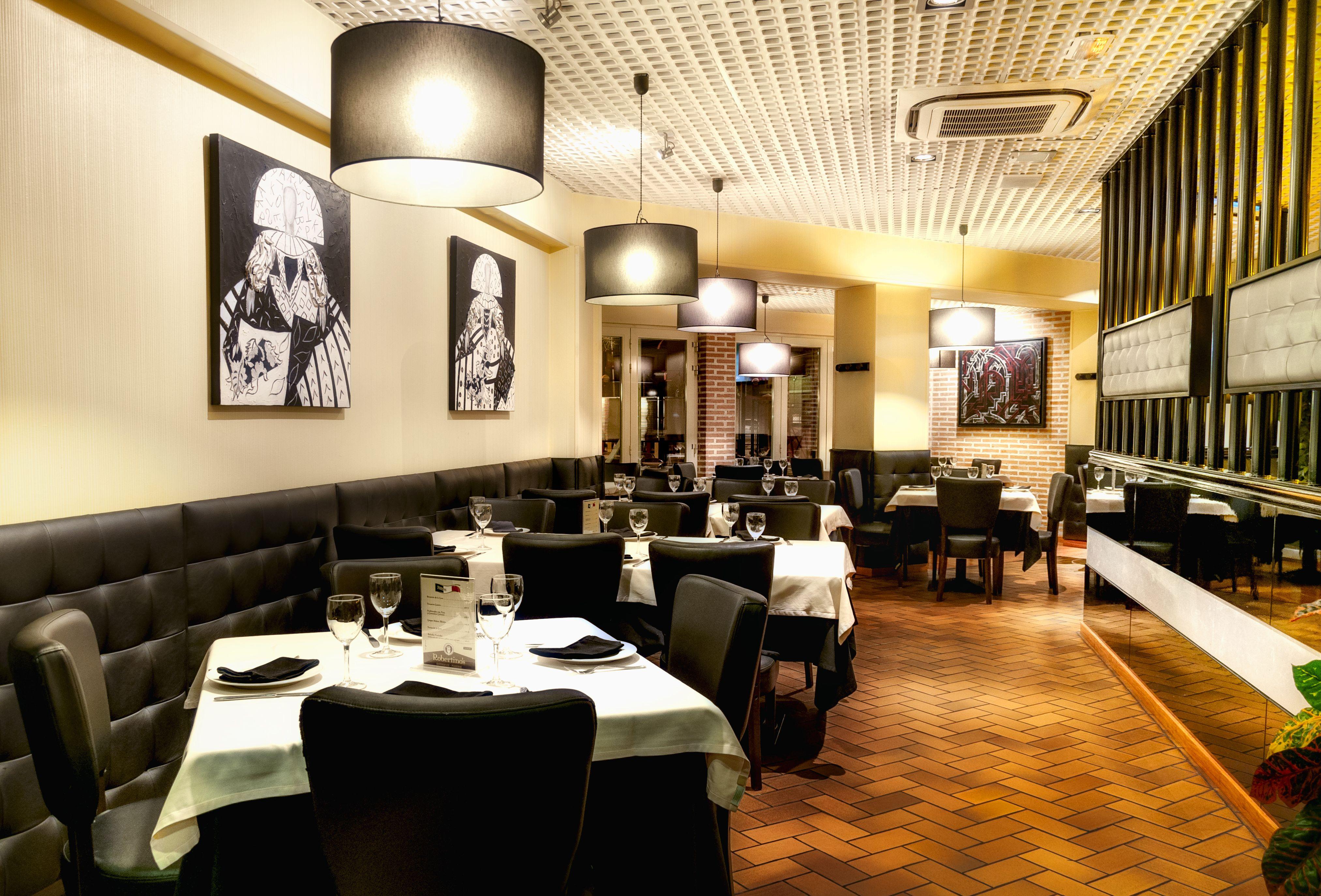 Foto 13 de Restaurante italiano en Collado Villalba | Restaurante Robertinos