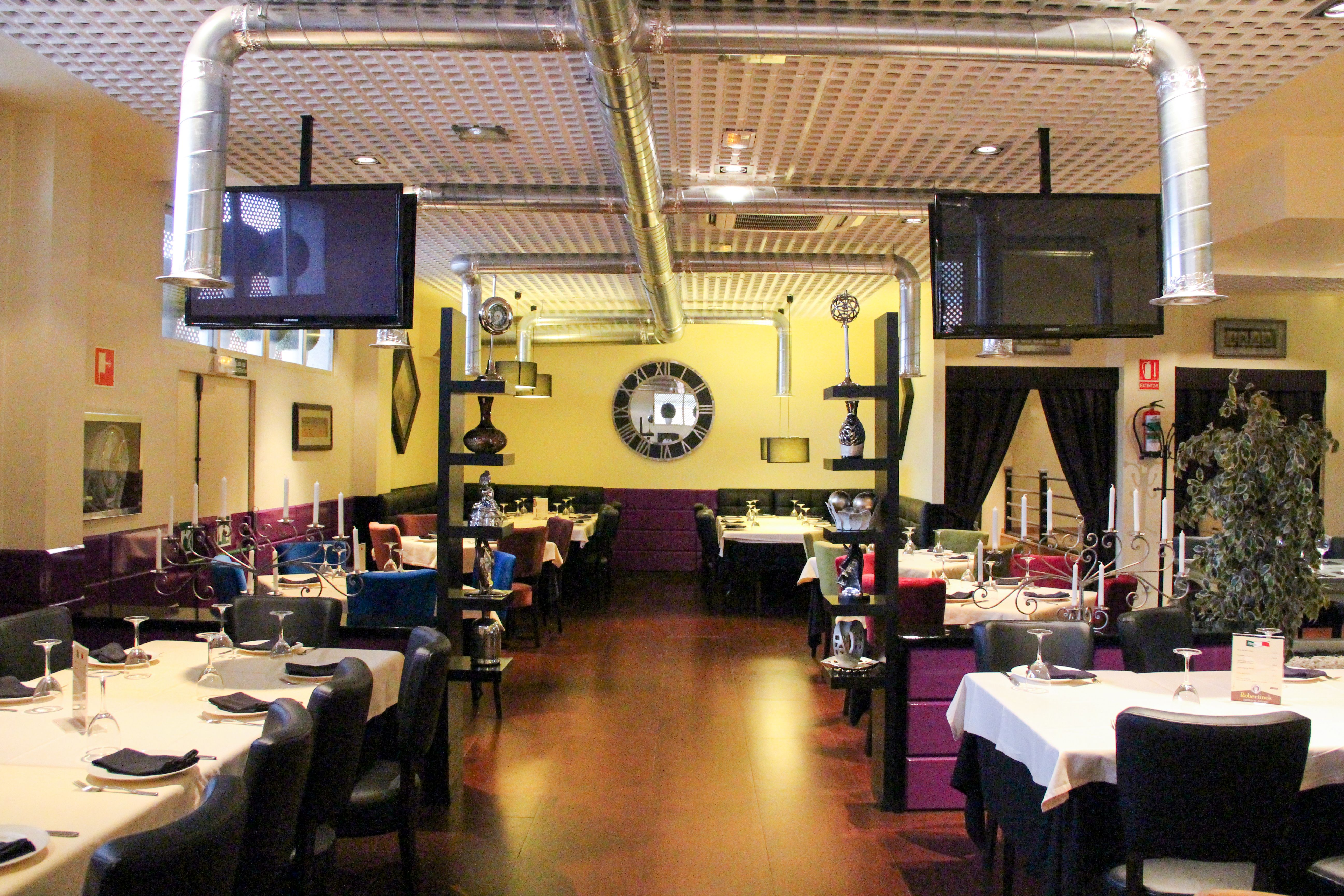 Comedor 2 Restaurante Robertinos