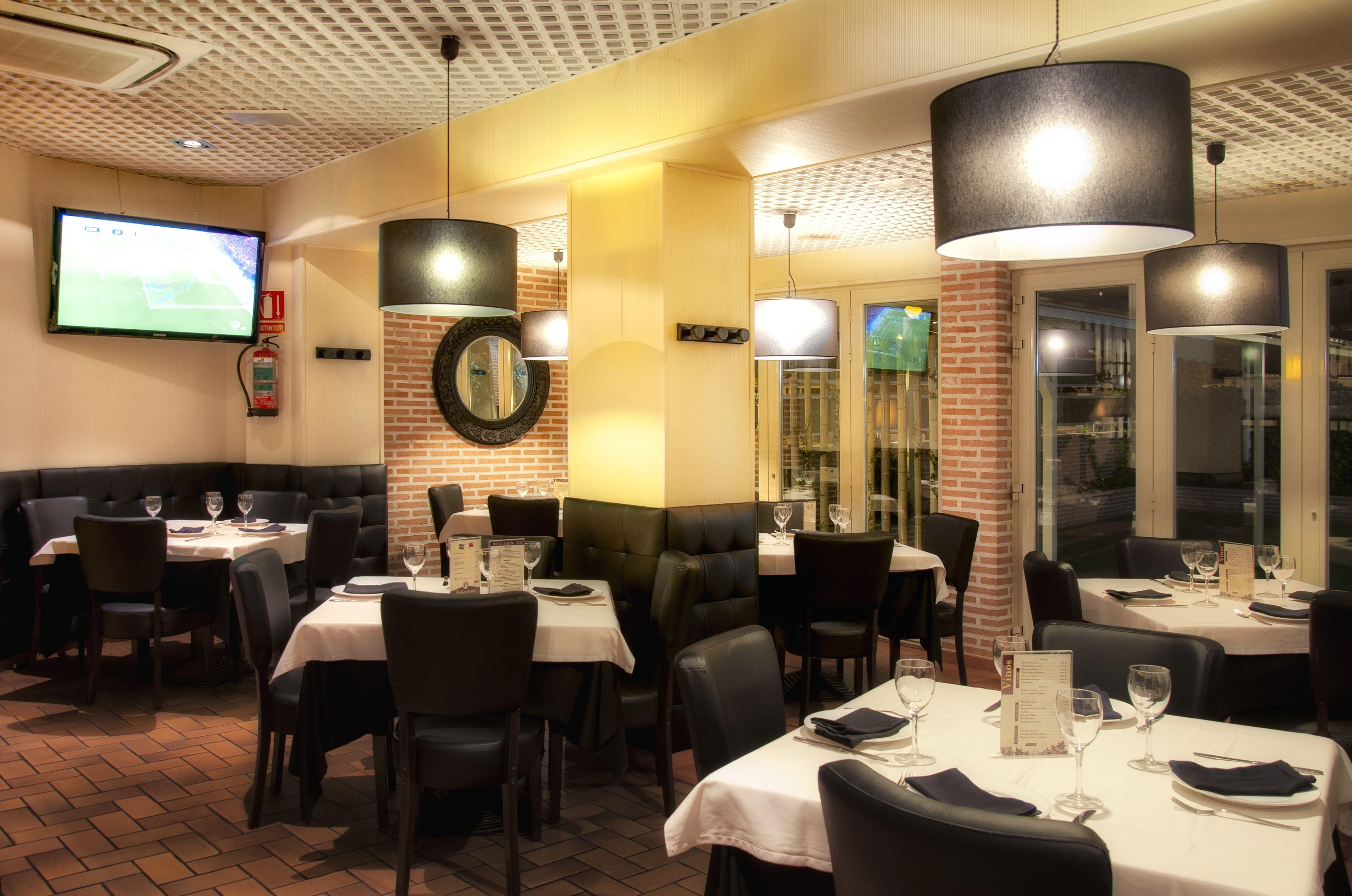 Foto 17 de Restaurante italiano en Collado Villalba | Restaurante Robertinos