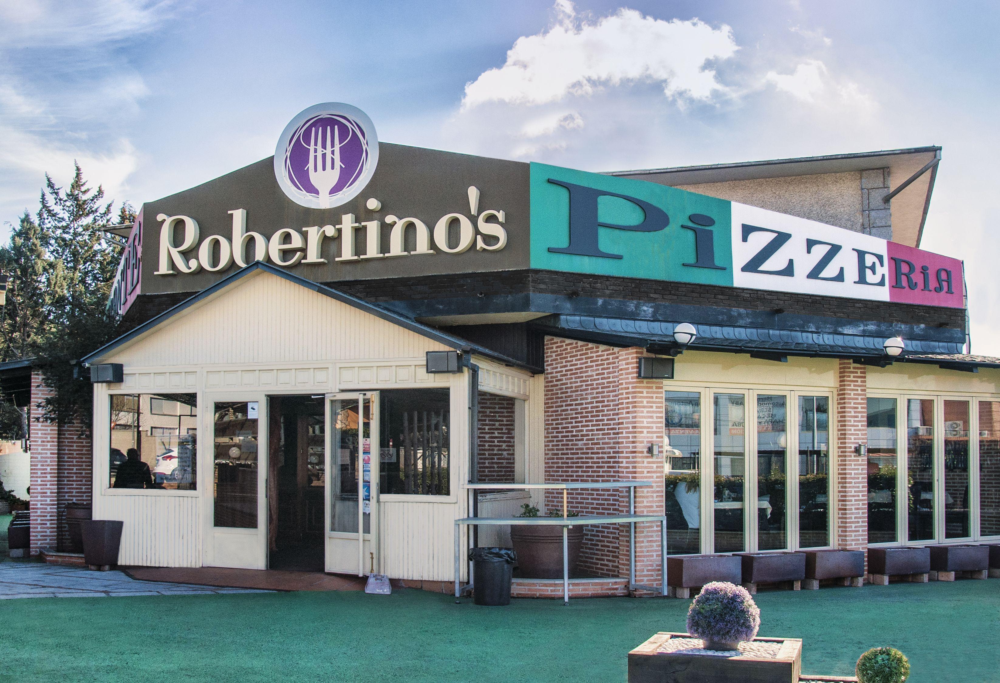 Foto 1 de Restaurante italiano en Collado Villalba | Restaurante Robertinos