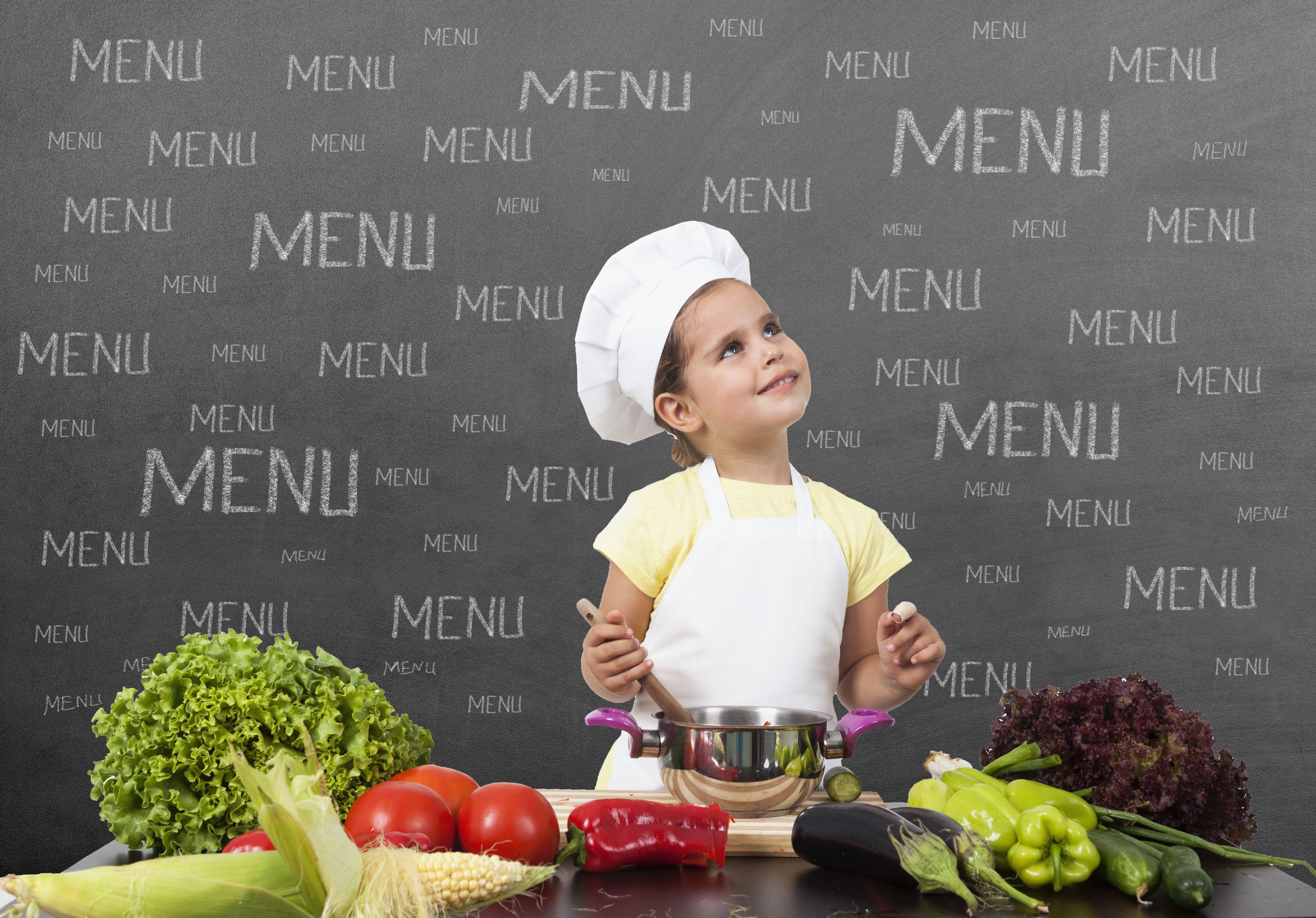 Menú infantil: Carta de Restaurante Robertinos