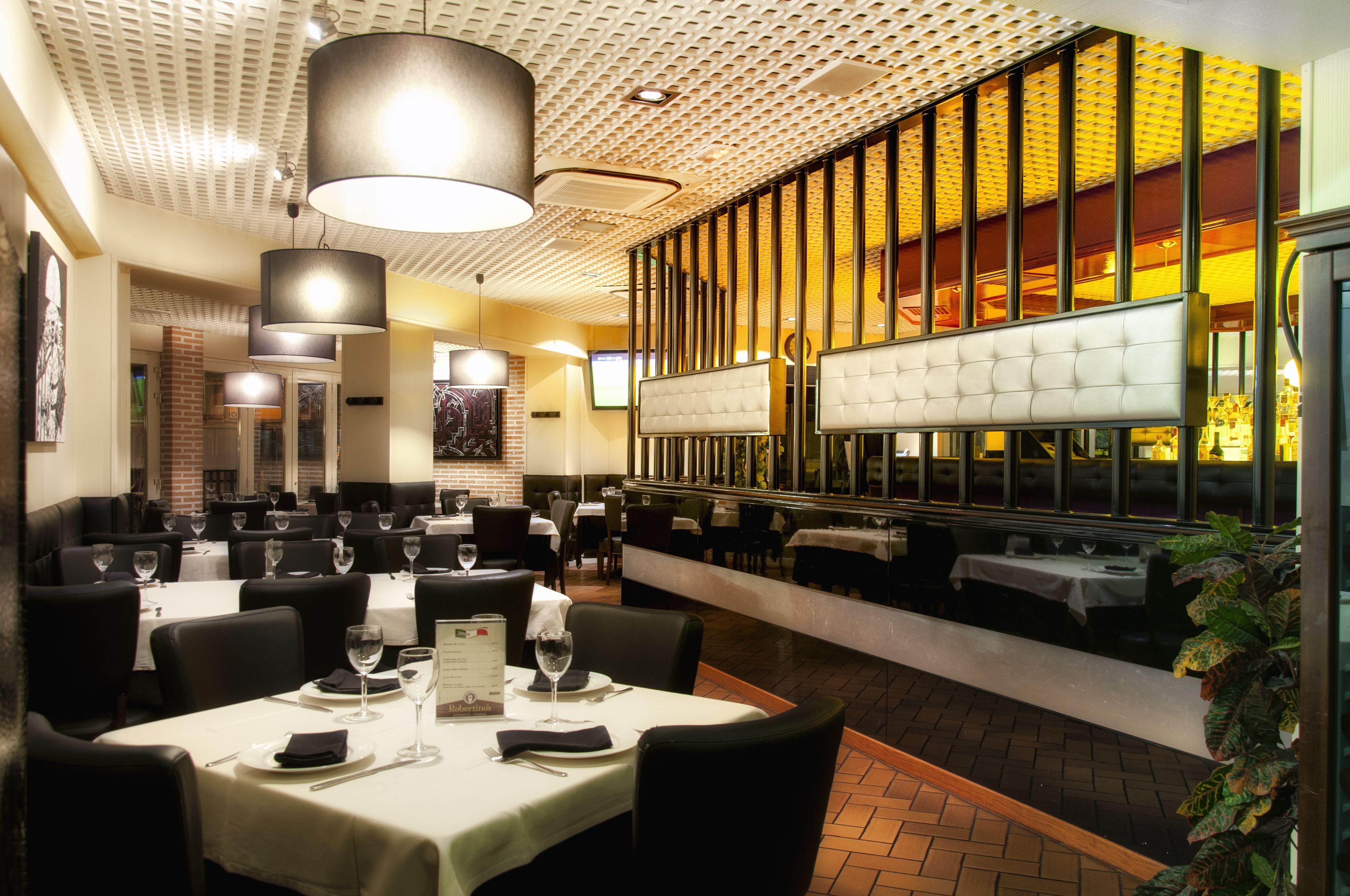 Foto 18 de Restaurante italiano en Collado Villalba | Restaurante Robertinos