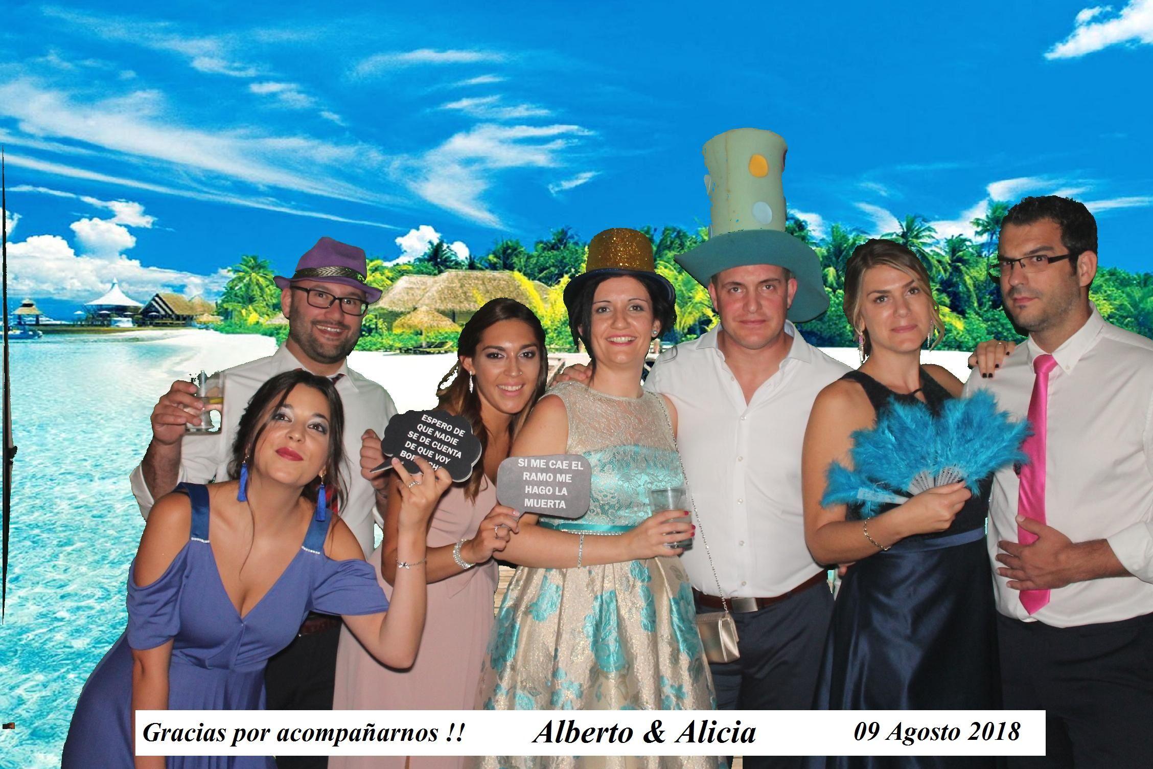 Fotomaton para bodas en Madrid y Toledo
