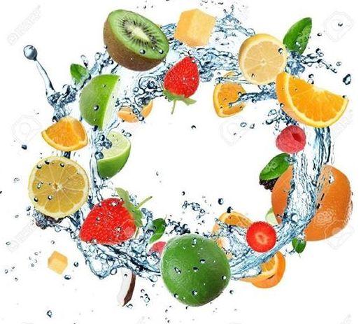 Las frutas y verduras coloridas proporcionan nutrientes esenciales