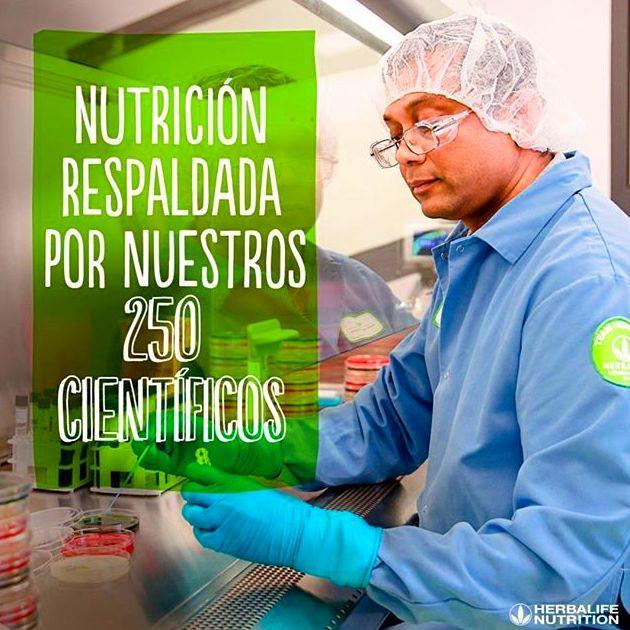 NUTRICIÓN RESPALDADA