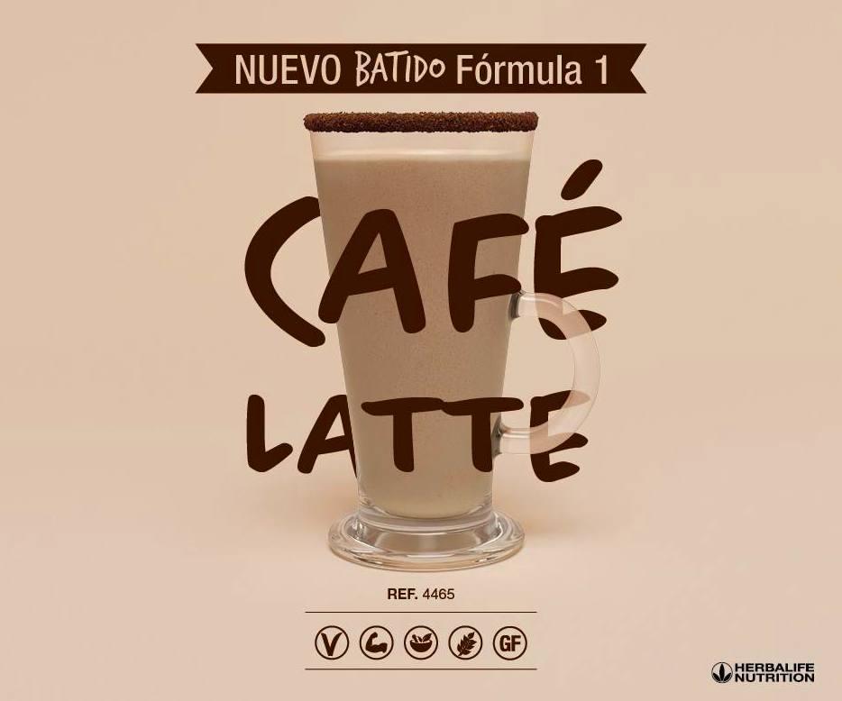 NUEVO CAFE LATTE!