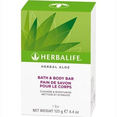 Productos Herbalife de la línea Herbal Aloe