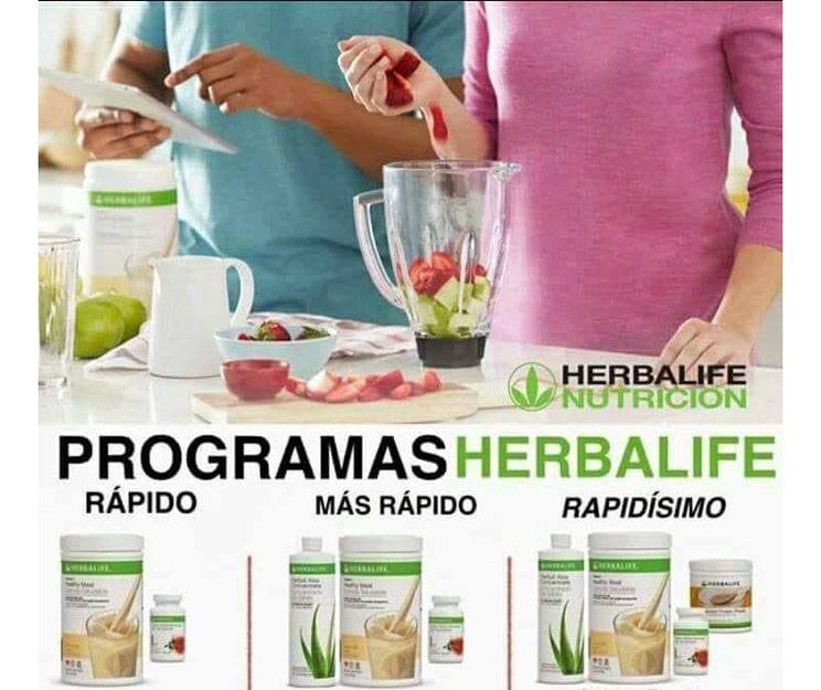 Programas dietéticos Herbalife en Mallorca