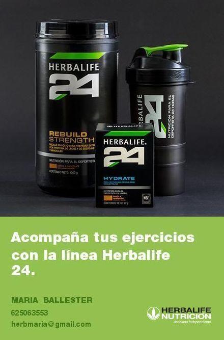 Línea Herbalife 24