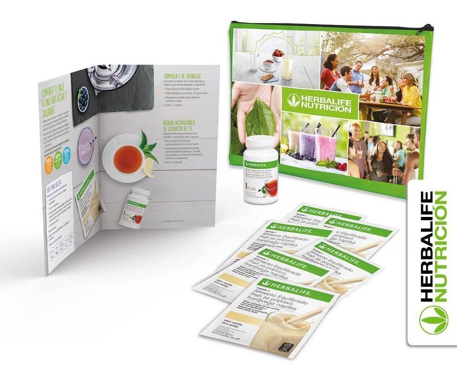 Herbalife: Nutrición saludable, alimentación equilibrada