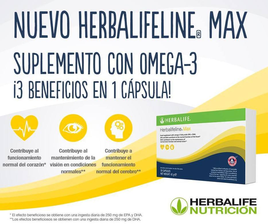 sabemos que no siempre es posible consumir los niveles recomendados de Omega-3 con nuestra dieta habitual.