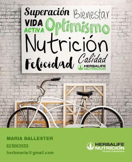 Asesora nutricional en Mallorca