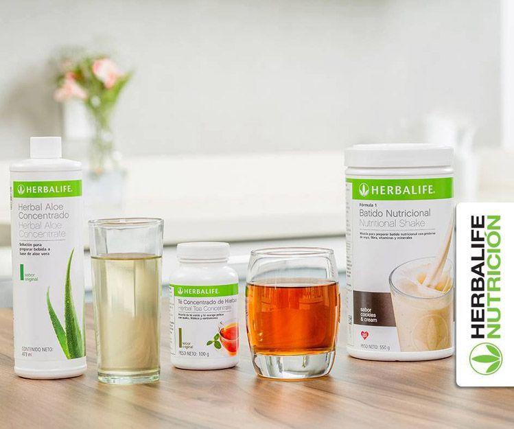 Productos para adelgazar Herbalife en Mallorca