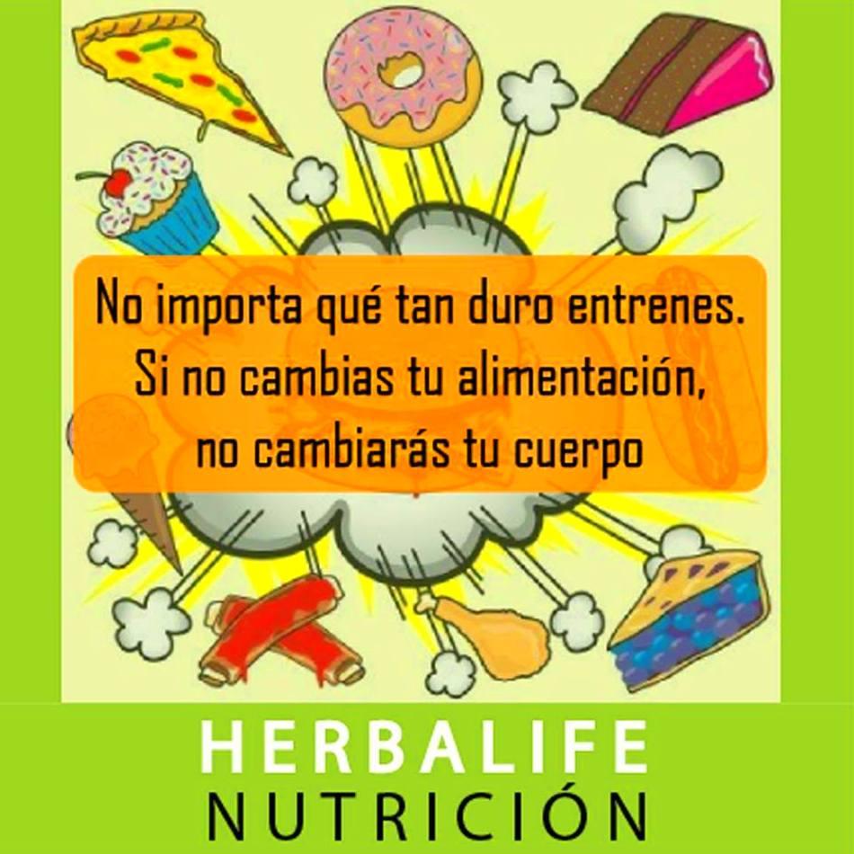 80% nutrición 20% ejercicio
