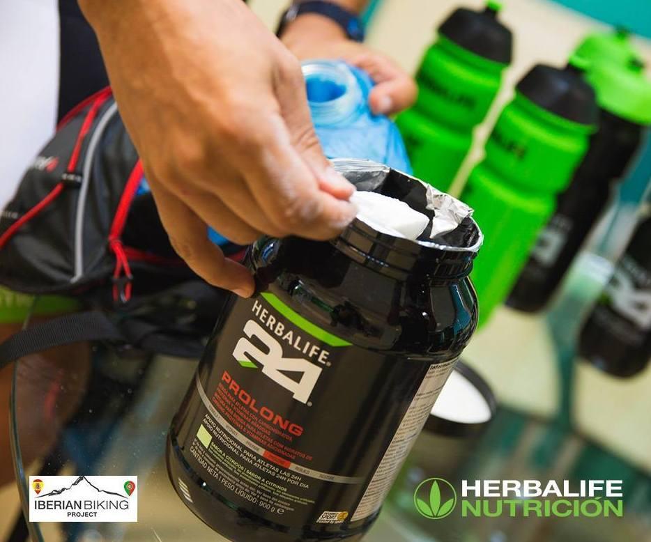 Productos nutricionales Herbalife