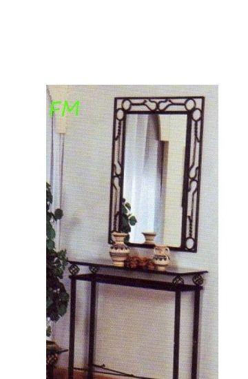 Entradita Cielo: Catálogo de muebles de forja de Forja Manuel Jiménez