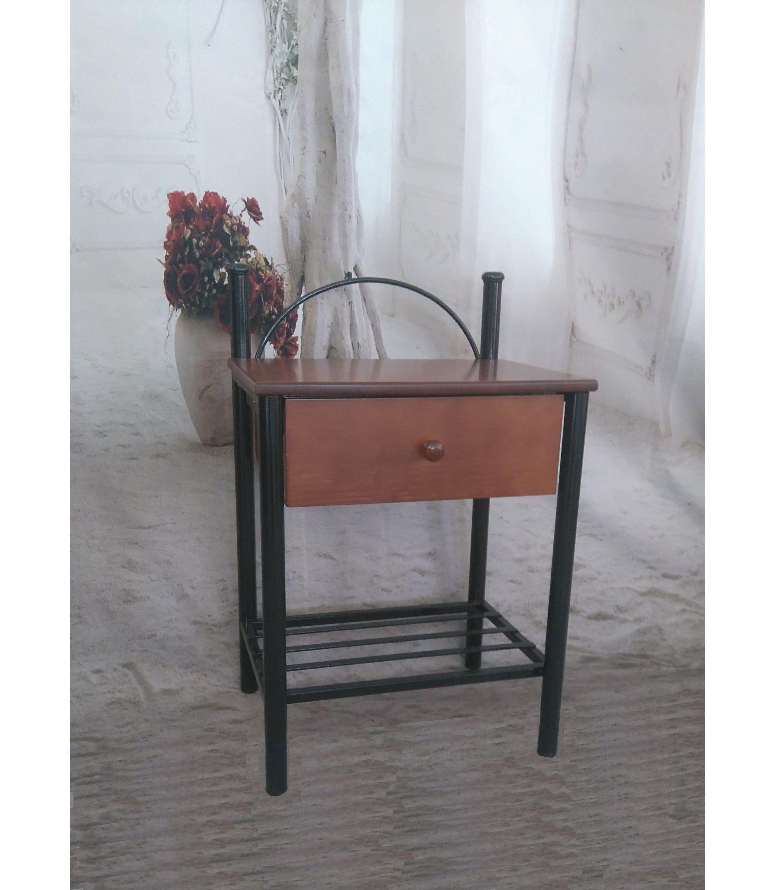 Mesita Cuenca: Catálogo de muebles de forja de Forja Manuel Jiménez