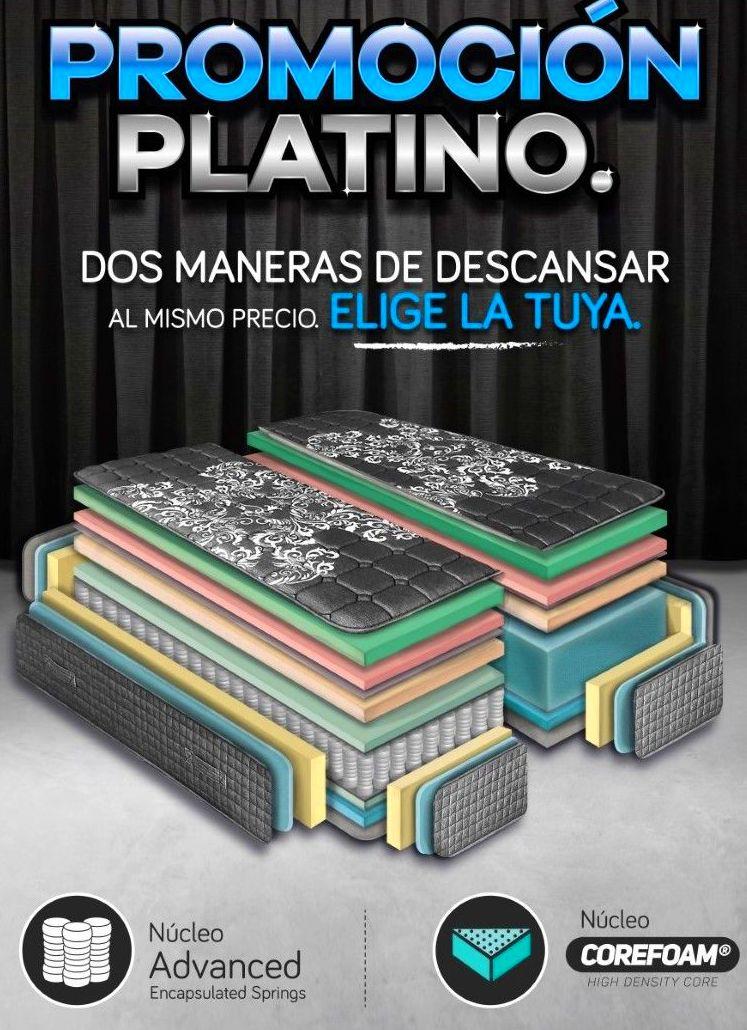 Colchon Platino MAIAO 2019