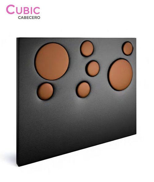 Cabecero CUBIC: Colchones Y ...... de Colchonería Moderna