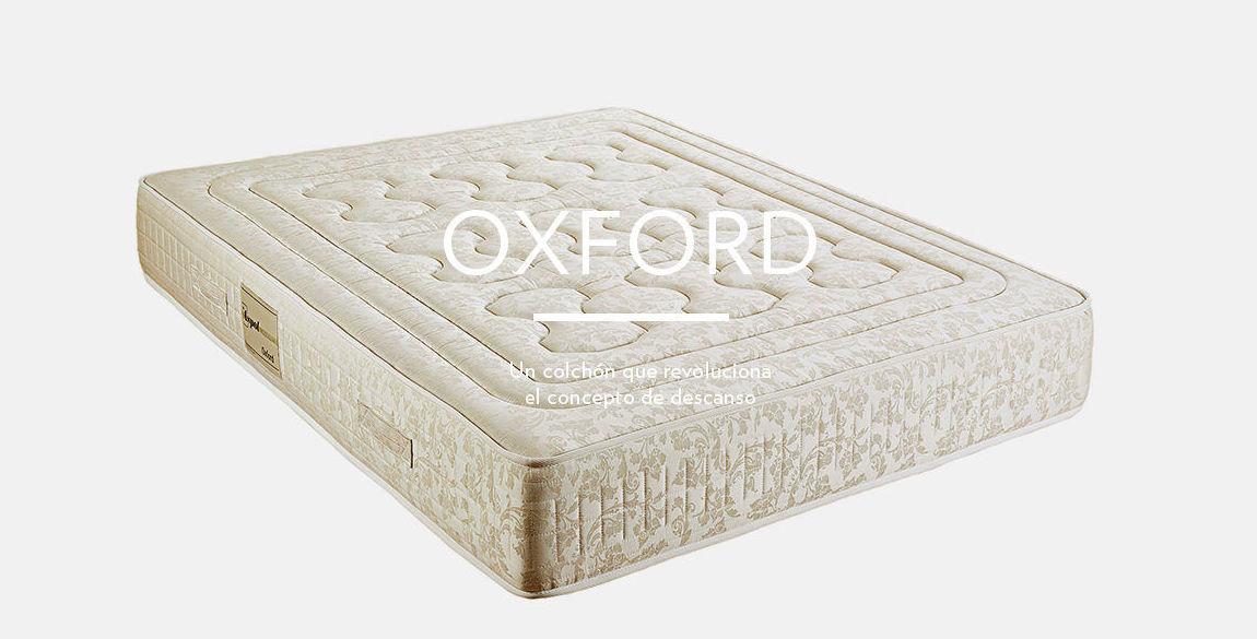 Colchon Aspol  Oxford Pocket: Colchones Y ...... de Colchonería Moderna