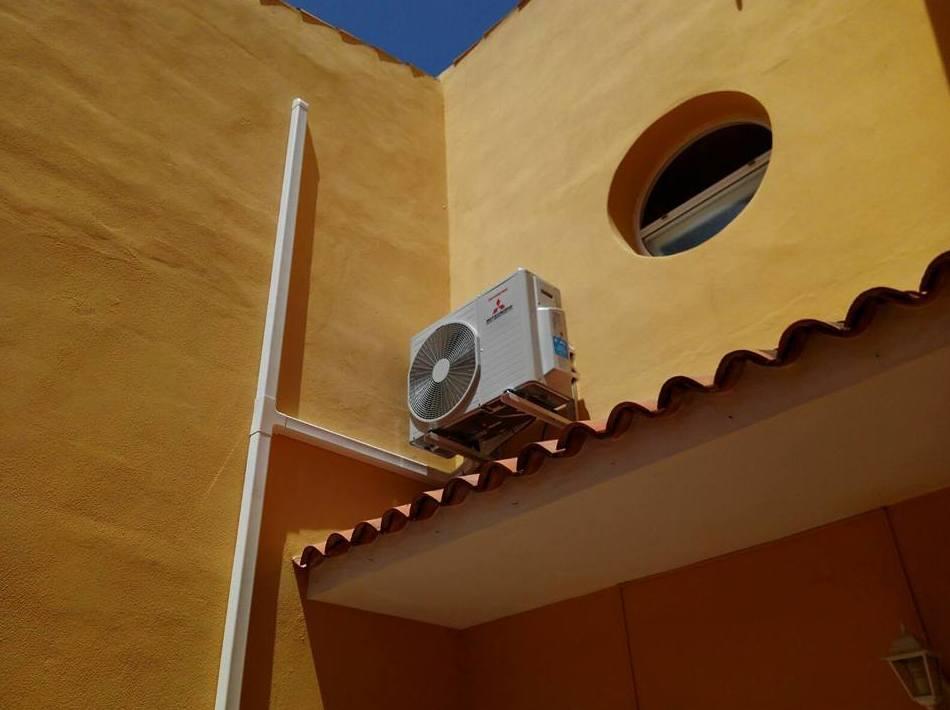 Especialistas instaladores de aire acondicionado en Tenerife