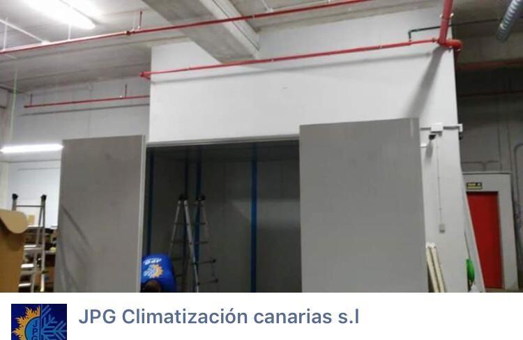 Foto 77 de Aire acondicionado en Santa Cruz de Tenerife | JPG Climatización Canarias