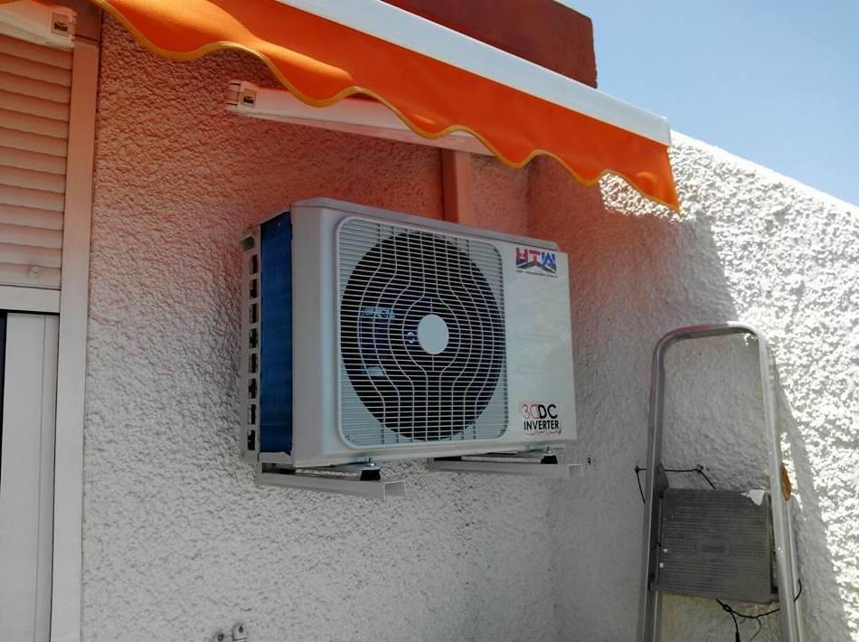 Instalación de aire acondicionado con precios económicos