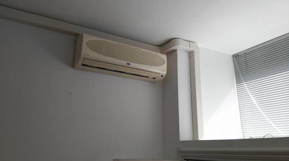 Venta e instalación de aire acondicionado
