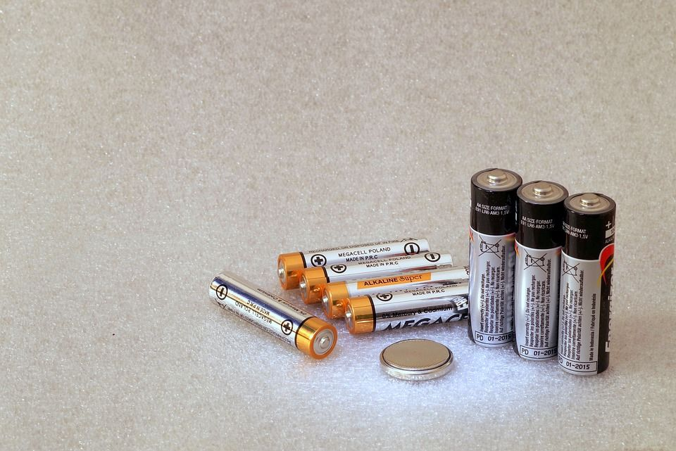 Pilas: Productos de Bricoléctric