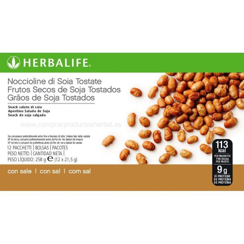 Frutos secos de soja tostados: Productos de Herbalife Nerea
