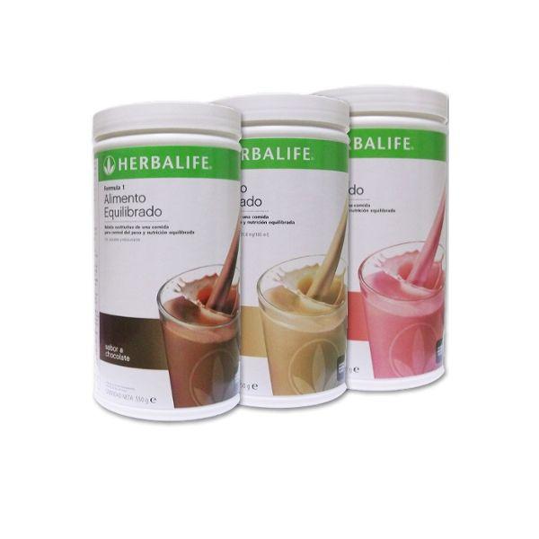 Batido fórmula 1: Productos de Herbalife Nerea