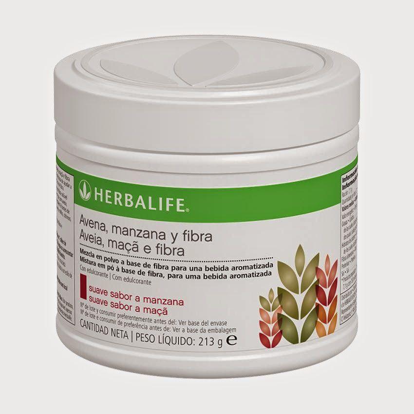 Bebida con avena, manzana y fibra: Productos de Herbalife Nerea