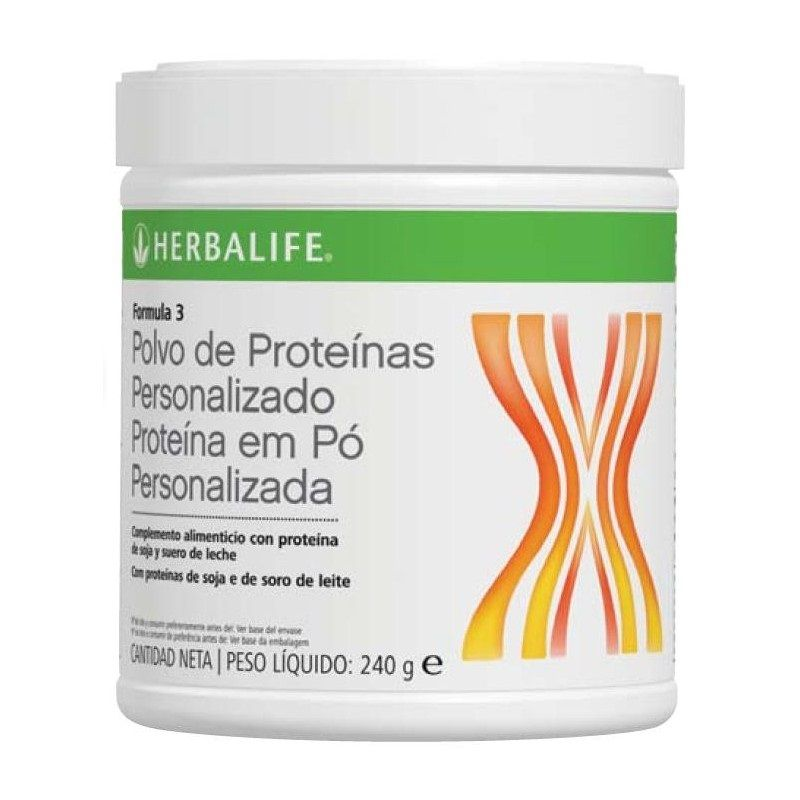 Fórmula 3 polvo de proteínas personalizado: Productos de Herbalife Nerea