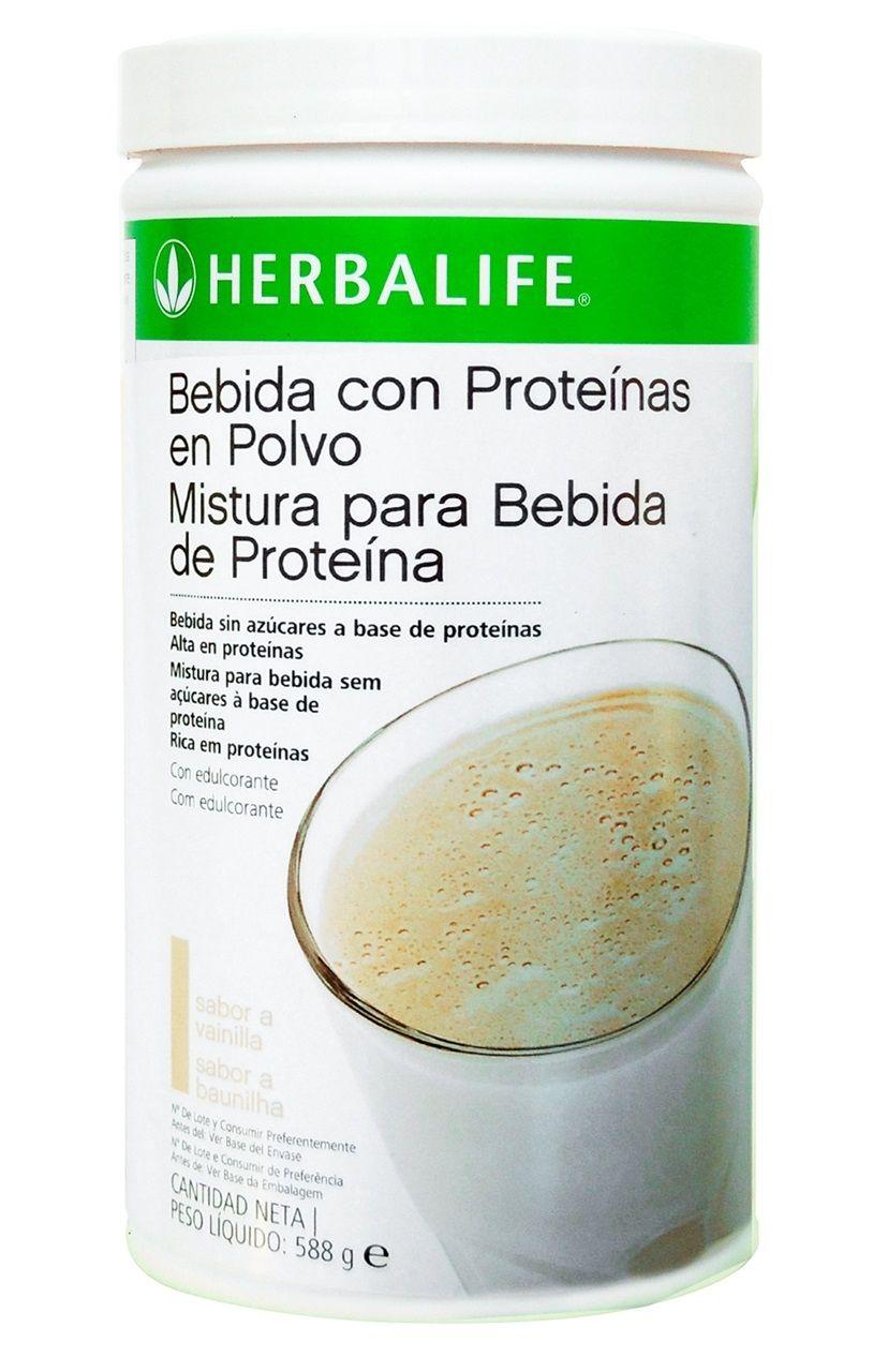 Bebida con proteínas en polvo: Productos de Herbalife Nerea