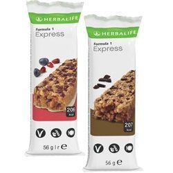 Barrita fórmula 1 express comida saludable: Productos de Herbalife Nerea
