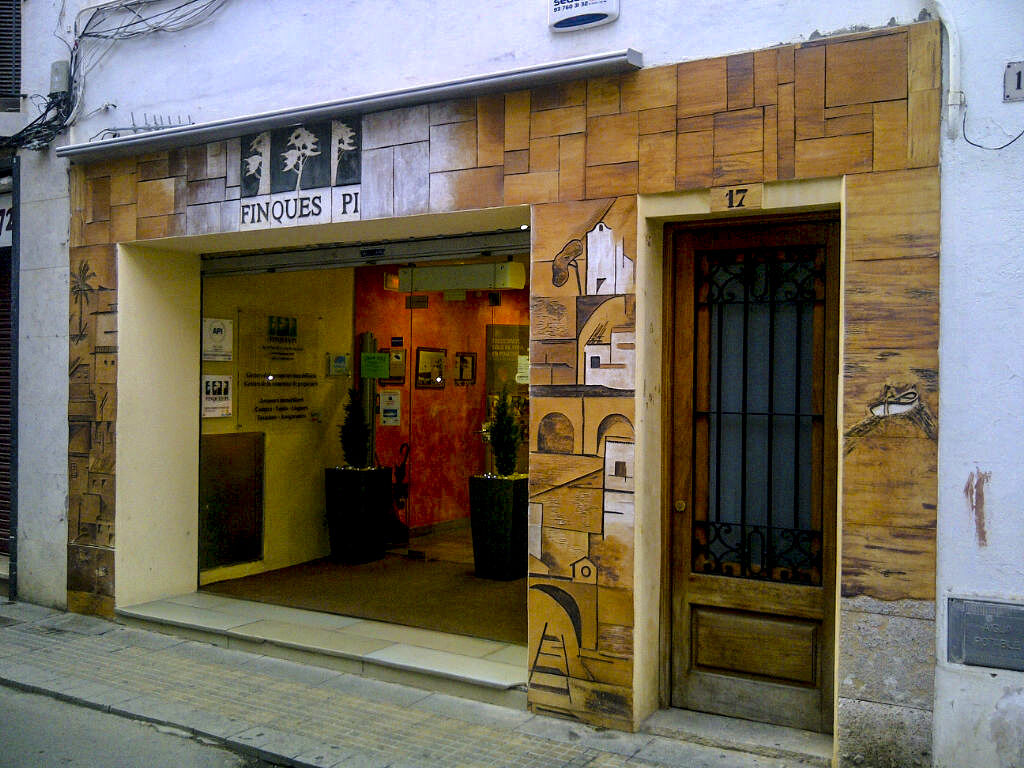 Foto 1 de Inmobiliarias en Sant Pol de Mar | Finques Pi