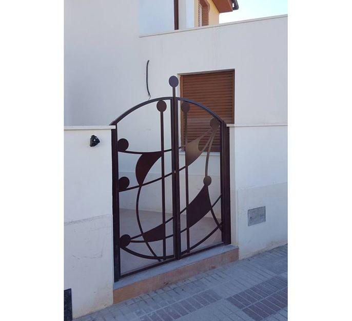 Cerrajería artística en Valdemoro