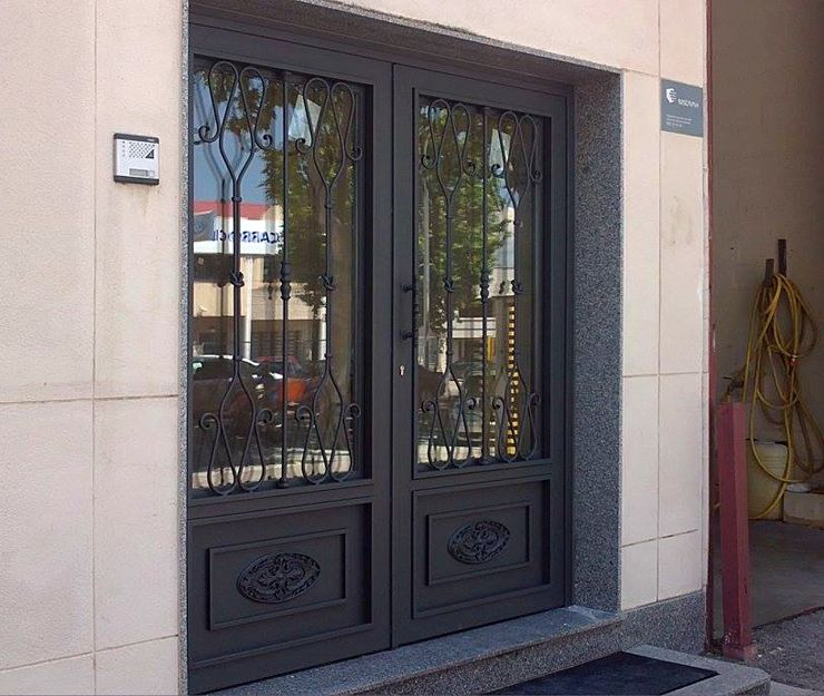 Puertas para portales en Valdemoro